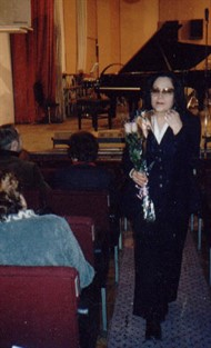 Dilorom Saidaminova